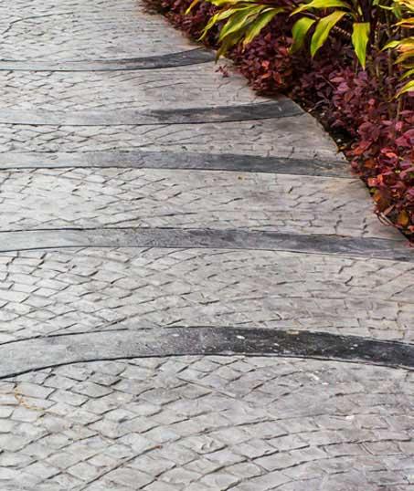 DeRoman Landscaping LLC Decorative Concrete