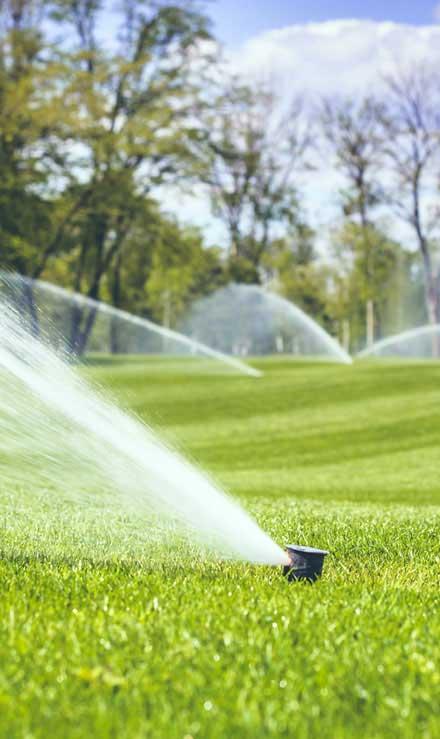DeRoman Landscaping LLC Sprinkler Installation