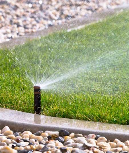 DeRoman Landscaping LLC Sprinkler System Repairs