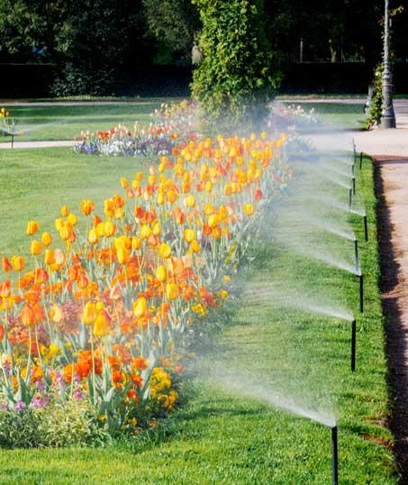 DeRoman Landscaping LLC Sprinkler Blowout