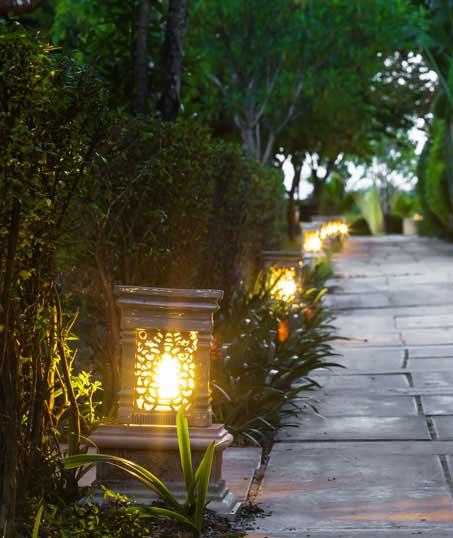 DeRoman Landscaping LLC Residential Landscape Lighting