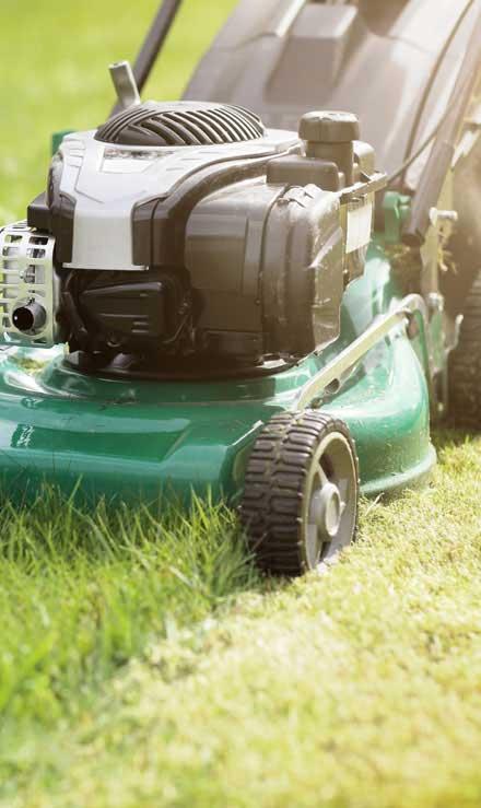 DeRoman Landscaping LLC Residential Lawn Mowing
